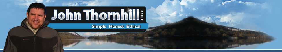John Thornhill's Blog