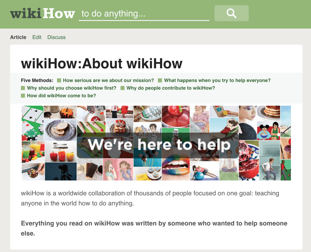 How To Make Money Using WikiHow John Thornhills Blog