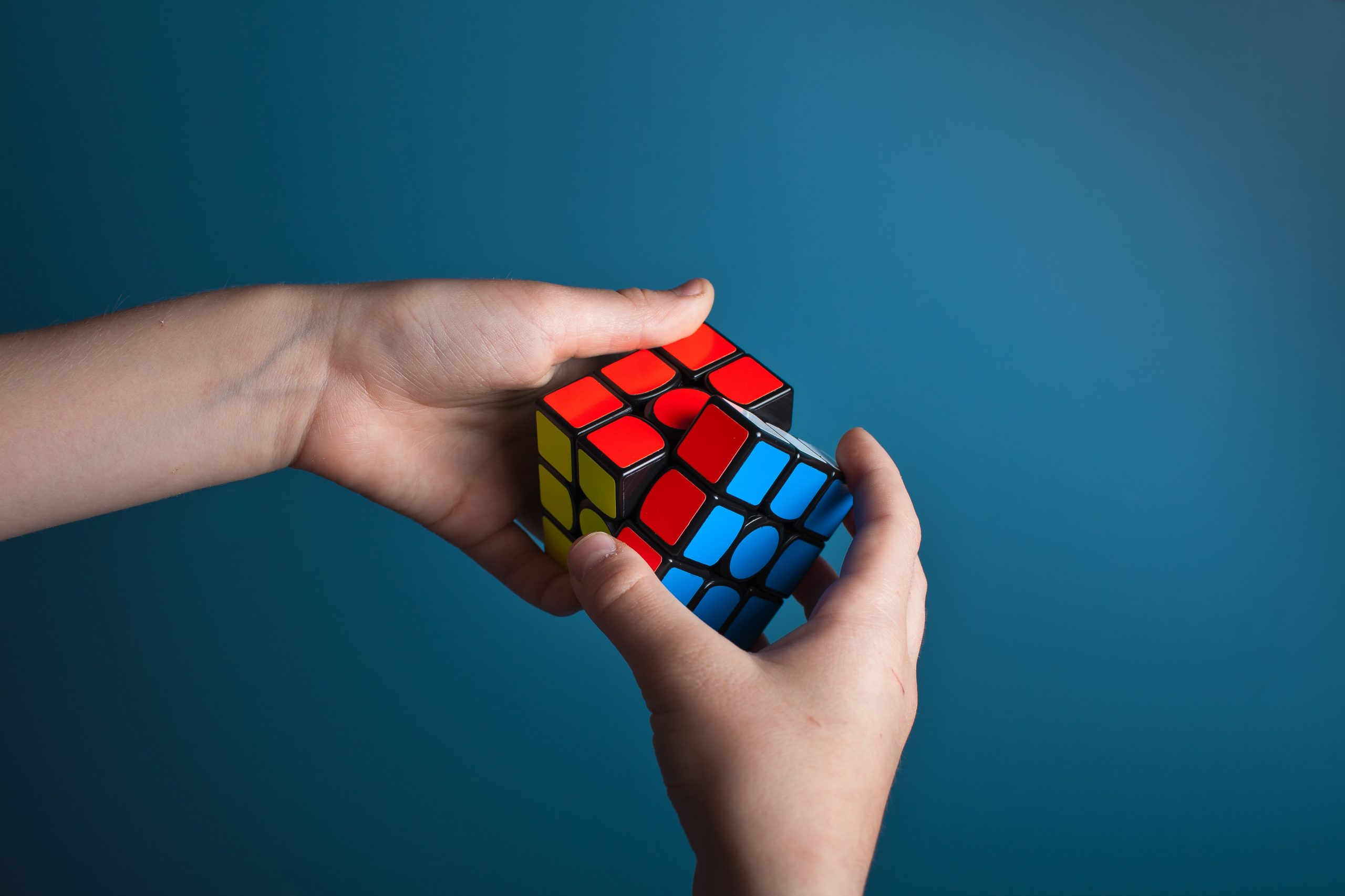 Become A Problem Solver.