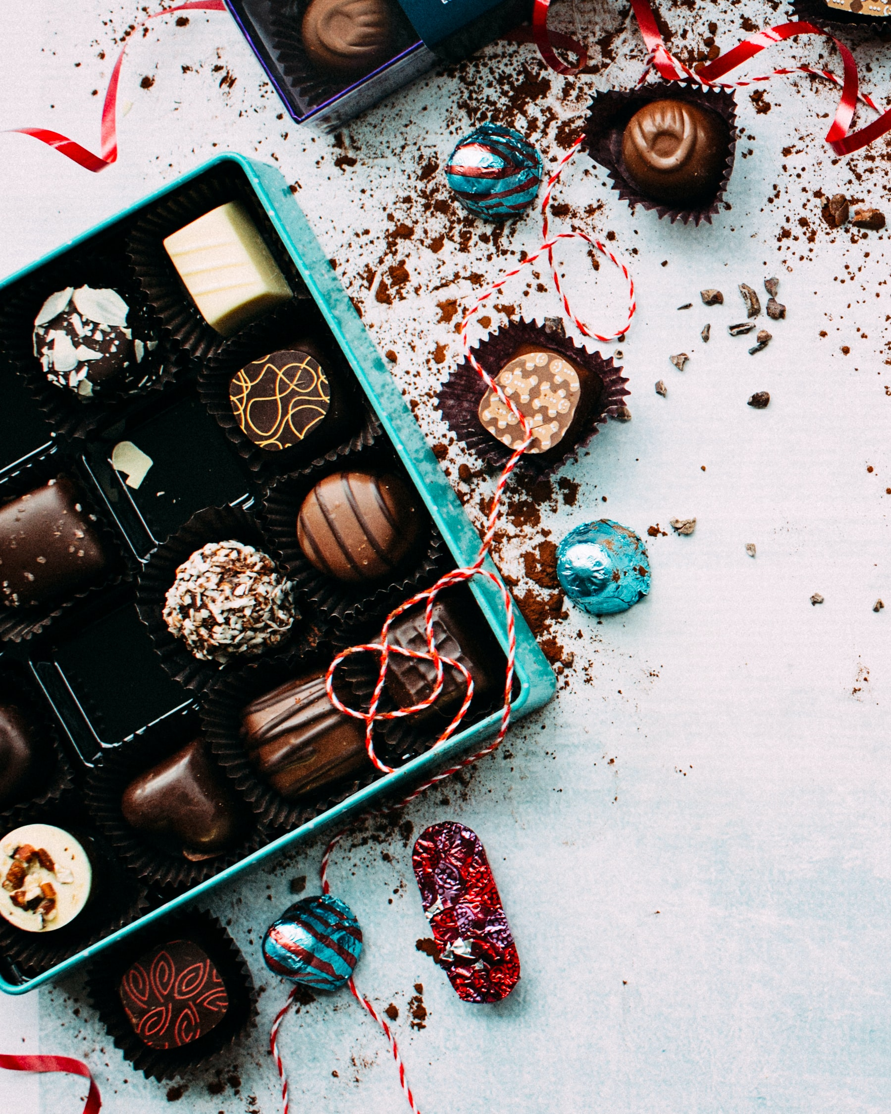 So How Do You Go From Boiled Lollies to Chocolates?