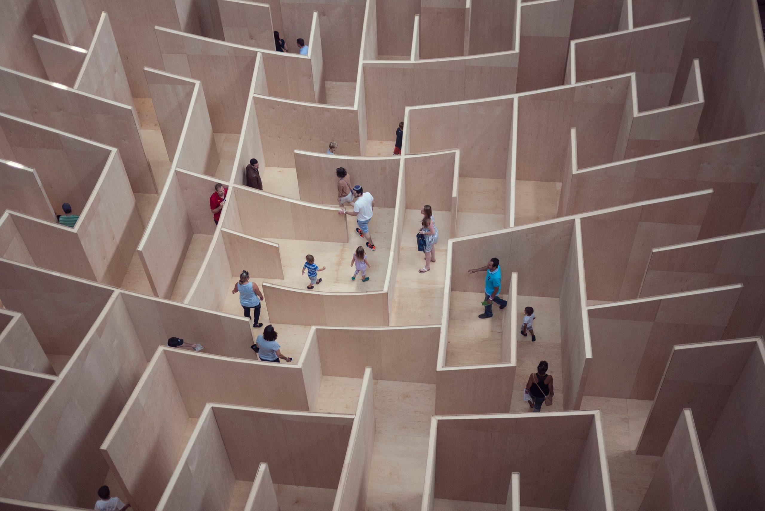 It Does Not Have To Be A Labyrinth